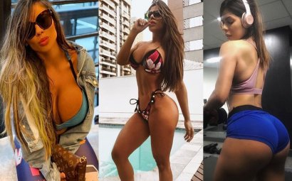 RT @diariodopara: 'Tiro 300 selfies por dia', afirma Miss Bumbum Suzy Cortez   https://t.co/0yjUWB9bNv https://t.co/jjrMLJu7wZ