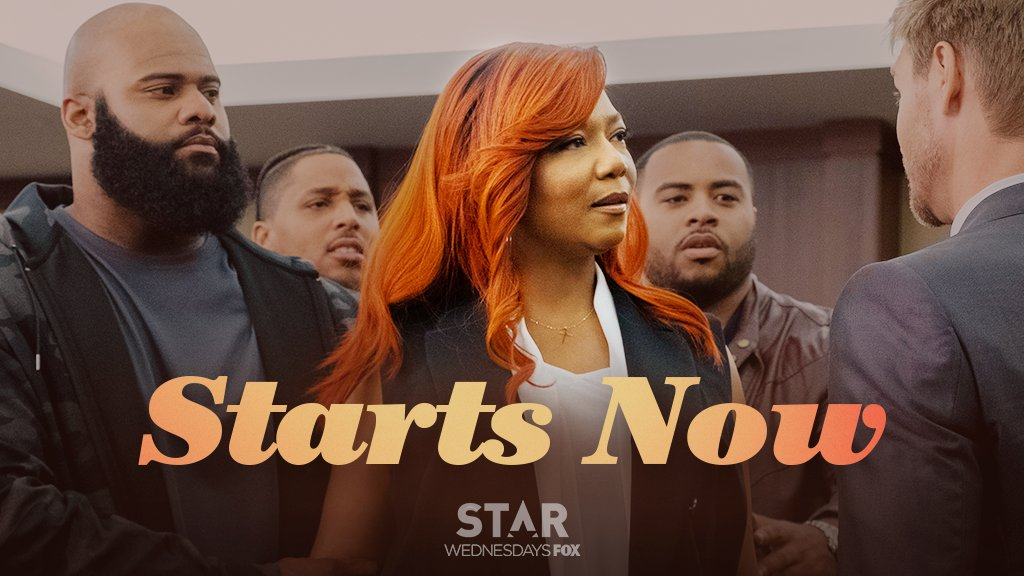 Miss C isn't missing a beat — she's back on #STAR right now! https://t.co/YLVvwC1gfM