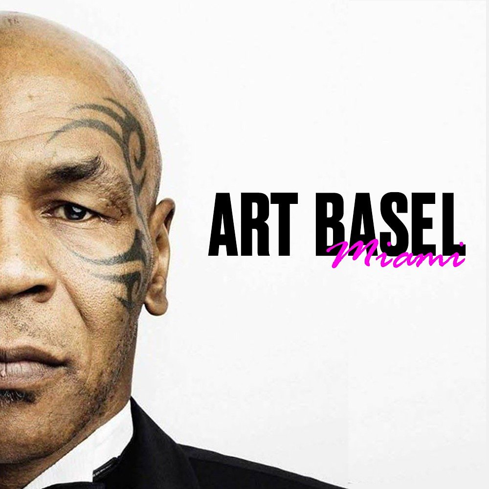Looking forward to next week #ArtBasel #Miami https://t.co/xEnzgciXy9