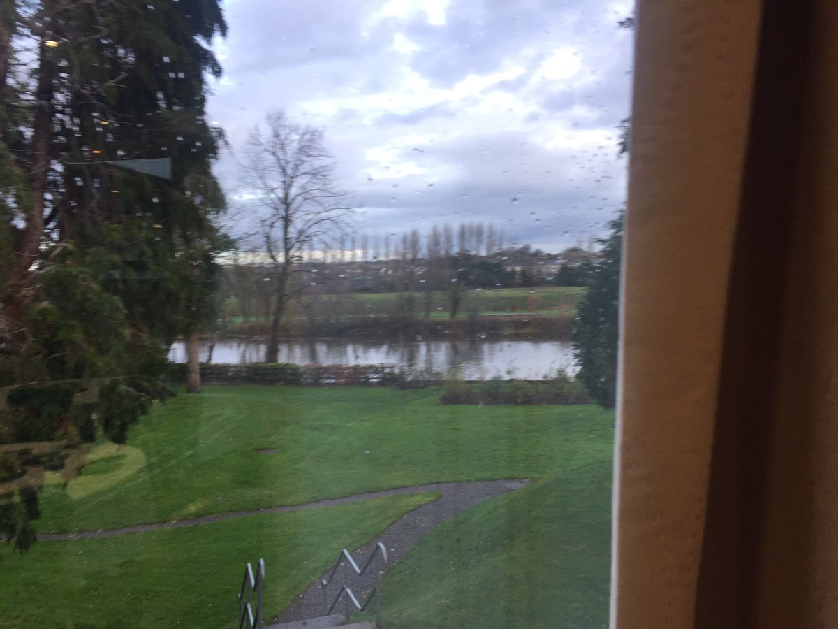 test Twitter Media - Now in Clonmel for the next part, alongside the impressive Bishop Alfonsus. Again, a big crowd is assembling - here's the view (bit grey today) across the river. NET Ministries are leading the prayer and worship. I'll ask them to pray for us too. https://t.co/9GaGiH5P68