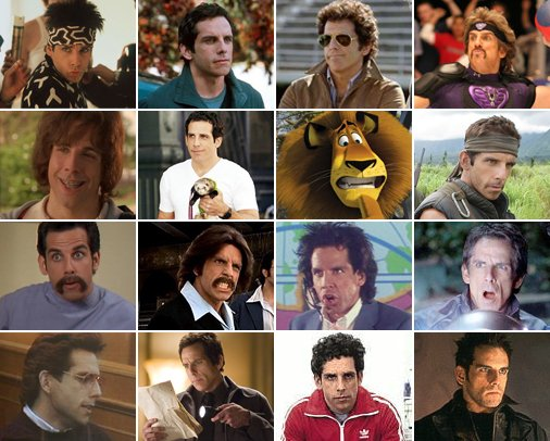 Happy Birthday to Ben Stiller! What an incredible series of hilarious characters he\s given us over the years!