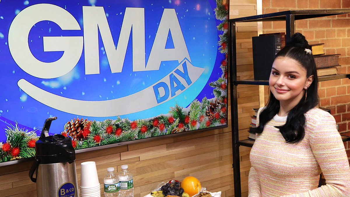 RT @GMA: JUST AHEAD ON #GMADAY with @sarahaines and @michaelstrahan: @arielwinter1 is talking with us! 1pEt/12pC/P. https://t.co/5h7EWO0a1Y