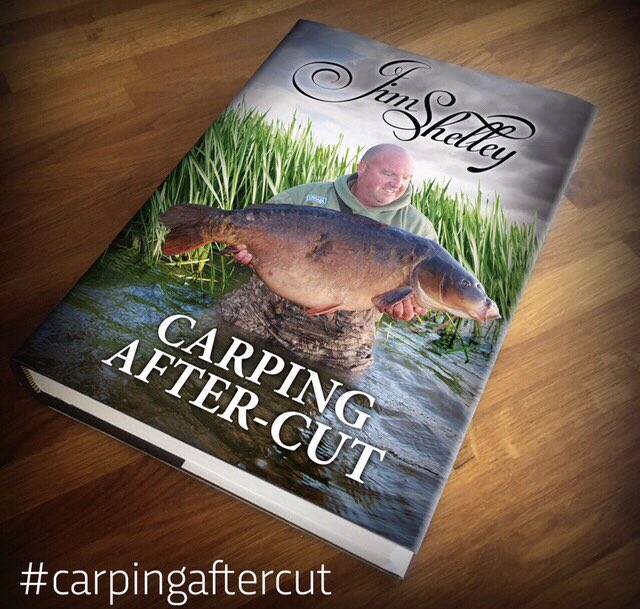 Signed copies of my new book #<b>Carpingaftercut</b>  https://t.co/hGR476gWuR #carpfishing  #christm