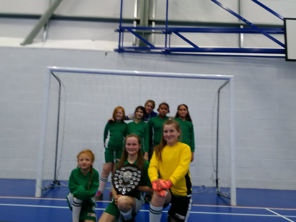 test Twitter Media - What a fantastic night for Hollywood girls football team.  They played really well and won the trophy. https://t.co/Cg7sHEPLL6