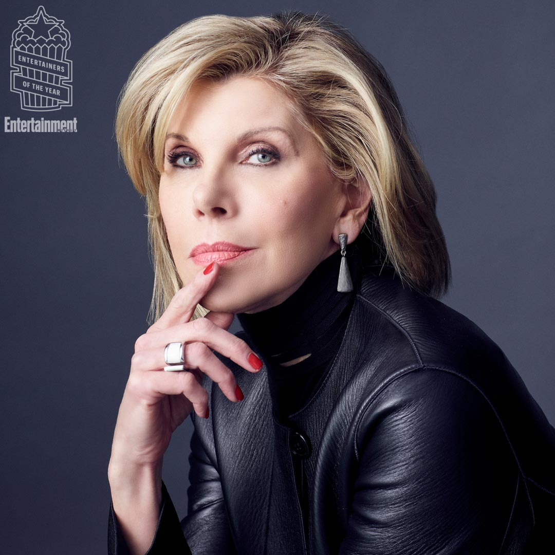 EW's 2018 Entertainers of the Year: Christine Baranski