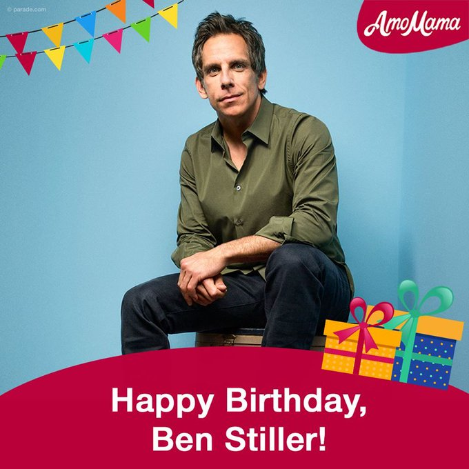 Let\s wish Ben Stiller a happy 53rd birthday!