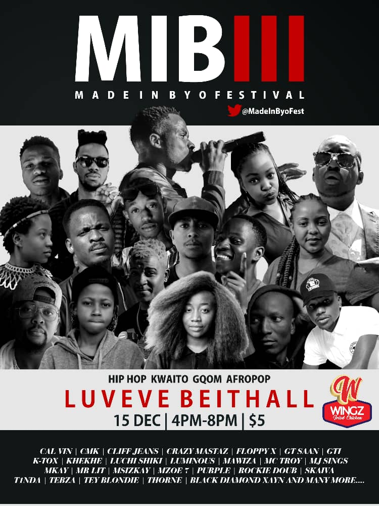 RT @Real_MC_Troy: Onetime For The CityOfKings✊ 🏾Be There Or Be Told #MIBIII @MadeInByoFest 🔥💯✔ https://t.co/yT8xXYYTI7