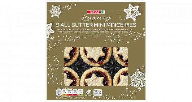 test Twitter Media - As the Festive Season approaches and the battle for the most innovative Christmas food packaging heat up @SPARInt has unveiled its own-brand portfolio for Christmas 2018 #labelpackaging #packagingnews https://t.co/3HLp8ErKjM