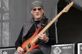 Happy Birthday Roger Glover bass player who is 73 today - Have A Happy Day