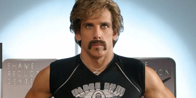 There\s a lot of love for Birthday Boy, Ben Stiller at MGN HQ... Happy Birthday