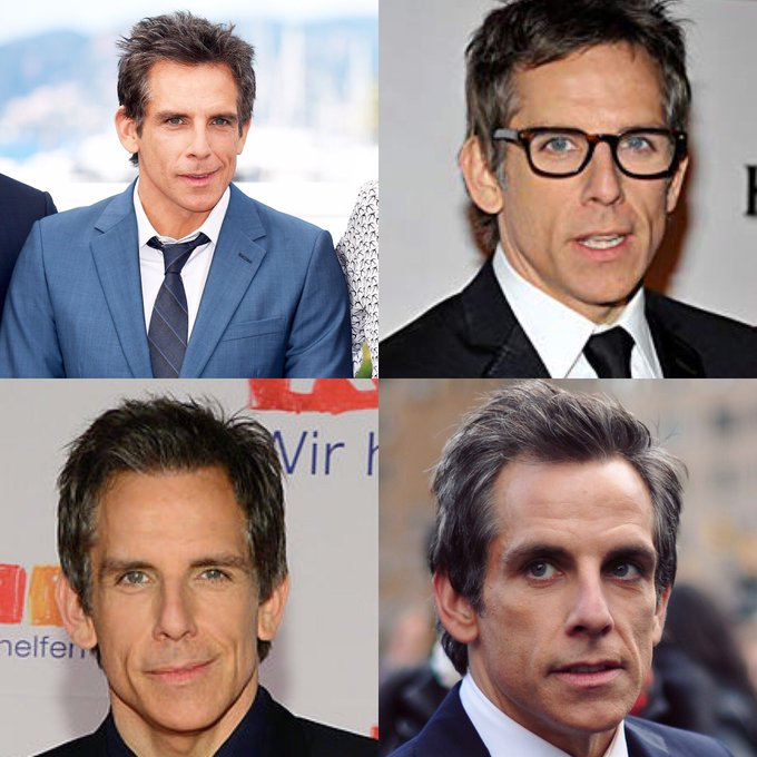 Happy 53 birthday to Ben Stiller . Hope that he has a wonderful birthday.