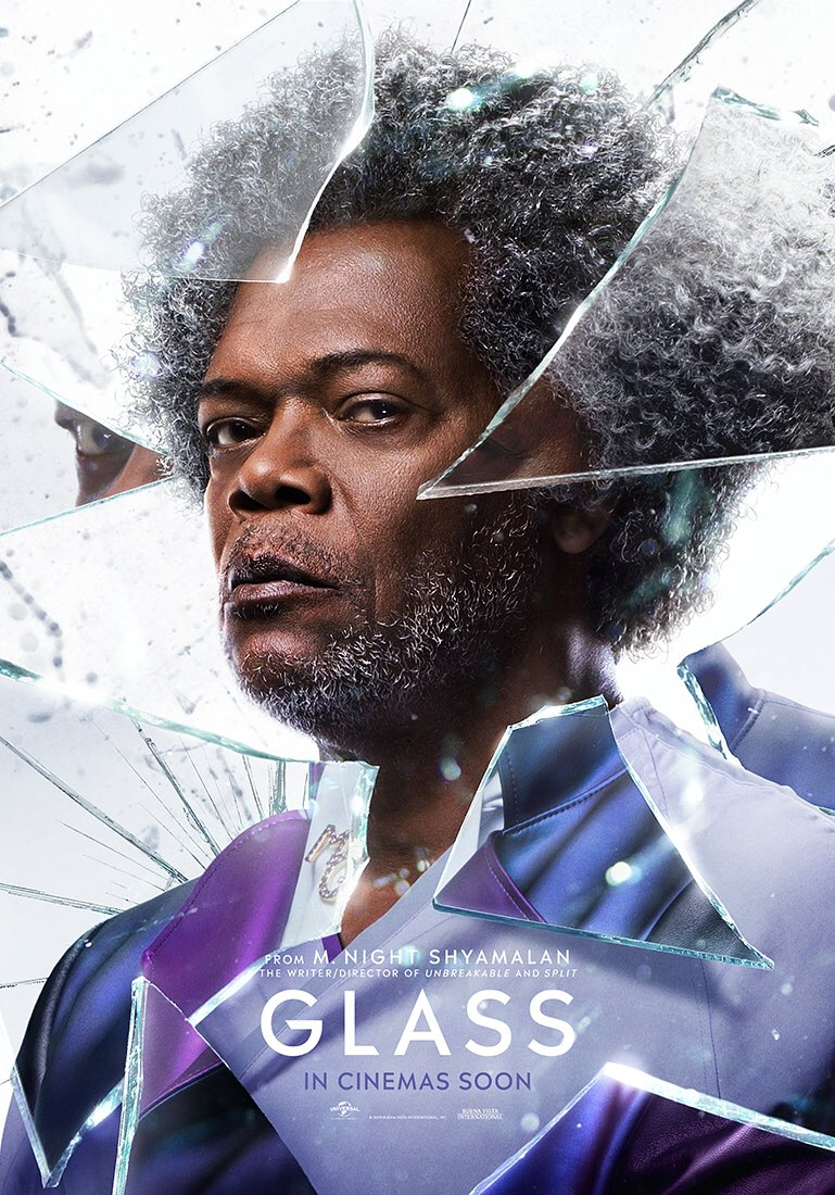 Check out the new Mr. Glass character poster for @GlassMovie , in cinemas January! https://t.co/DqGPrF2KdC