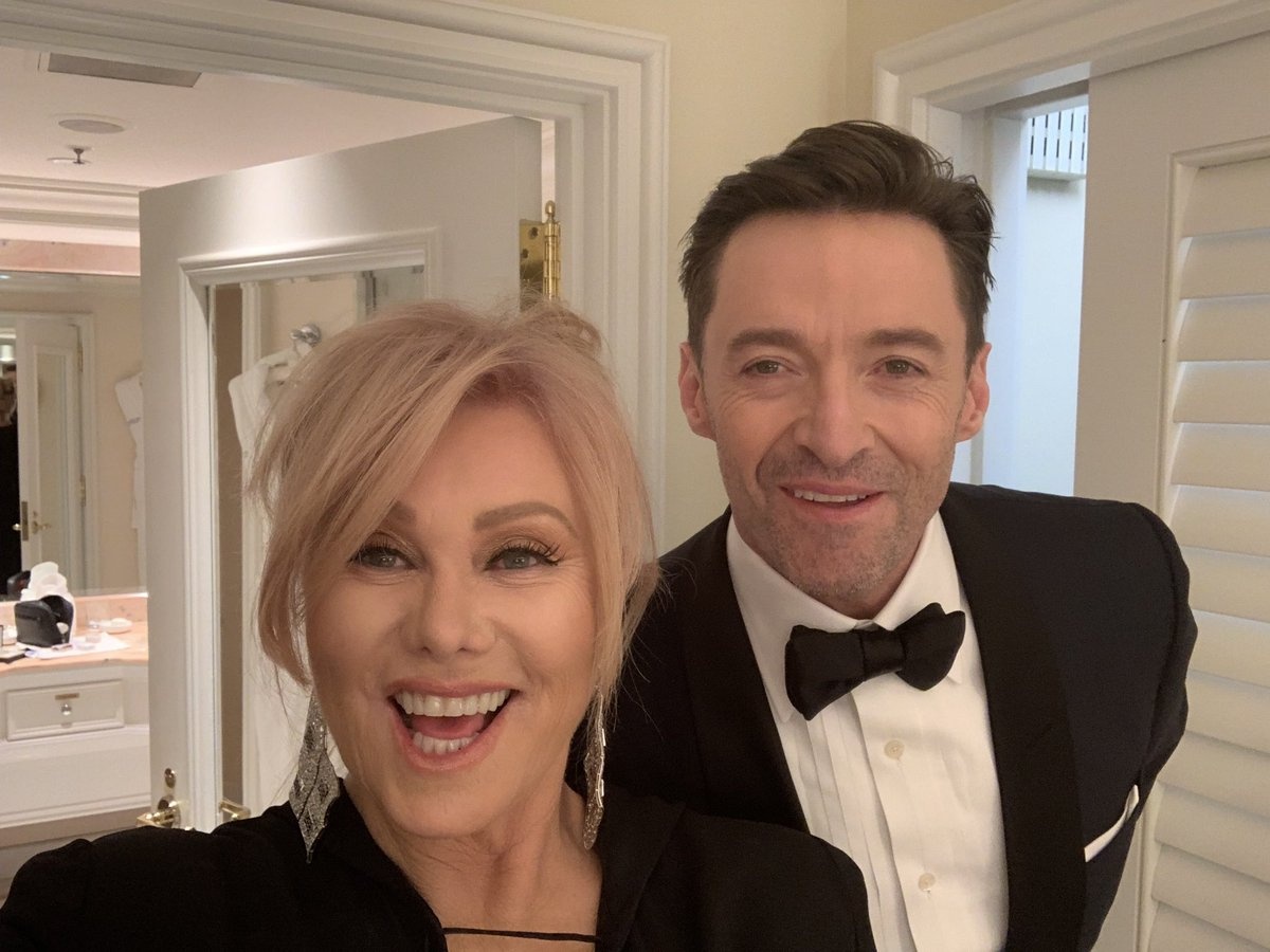 Happy birthday to my smart, sassy, sexy bride. I love you with my entire heart. @Deborra_lee #mydebs https://t.co/RQaQPWWq7Z