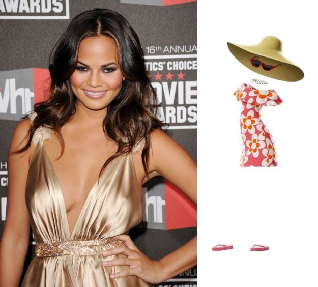 Happy 33rd Birthday to Chrissy Teigen! The voice of Crystal in Hotel Transylvania 3: Summer Vacation.