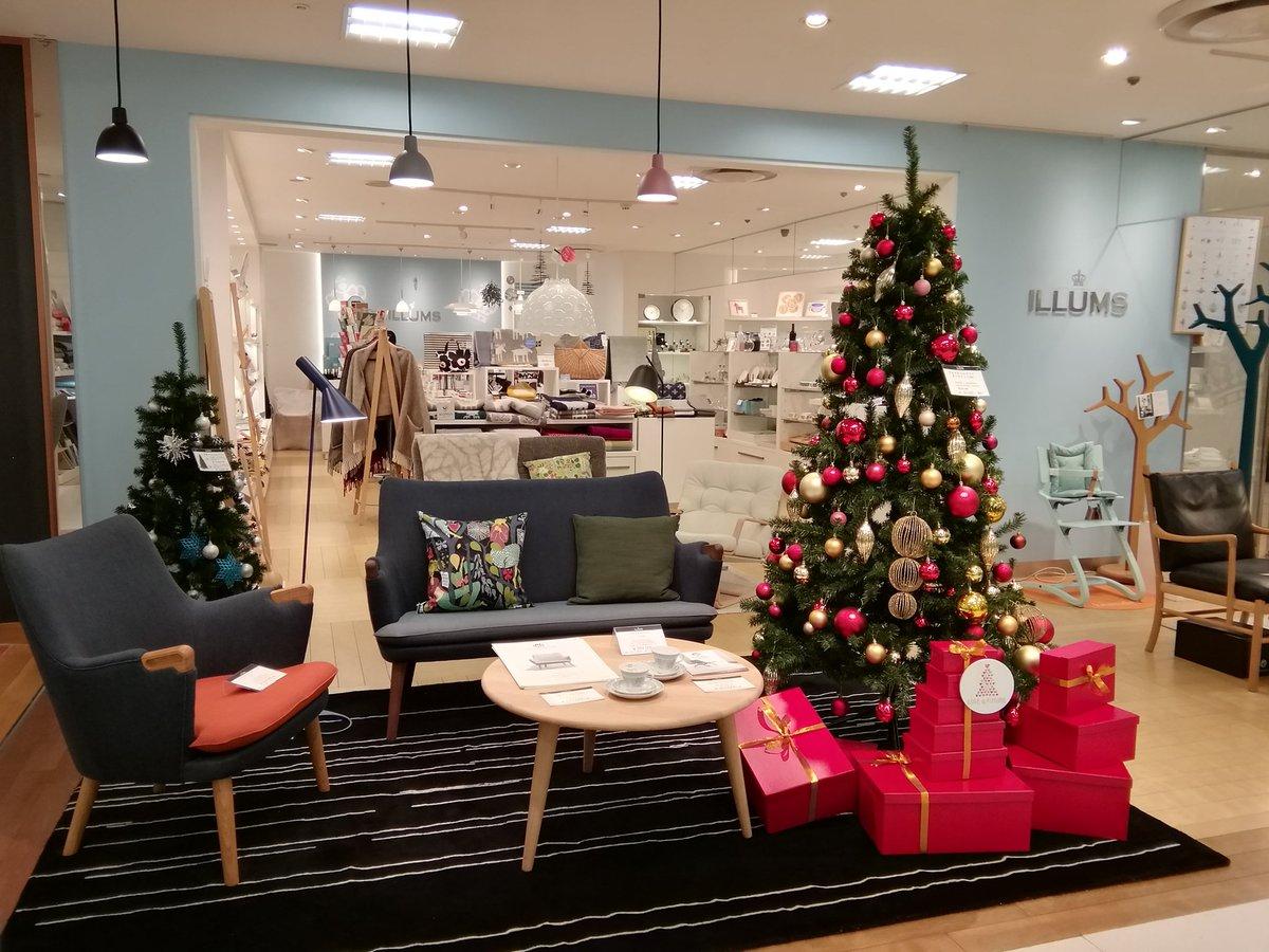 店頭もクリスマス仕様になっております♪催事場は、12/25(火)までとなっておりますので、ぜひご来店くださいませ! https://t.co/sKh5Lfk7ta