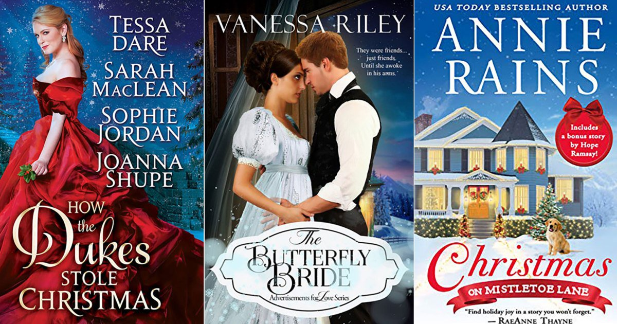 13 Christmas romance novels to warm your heart: