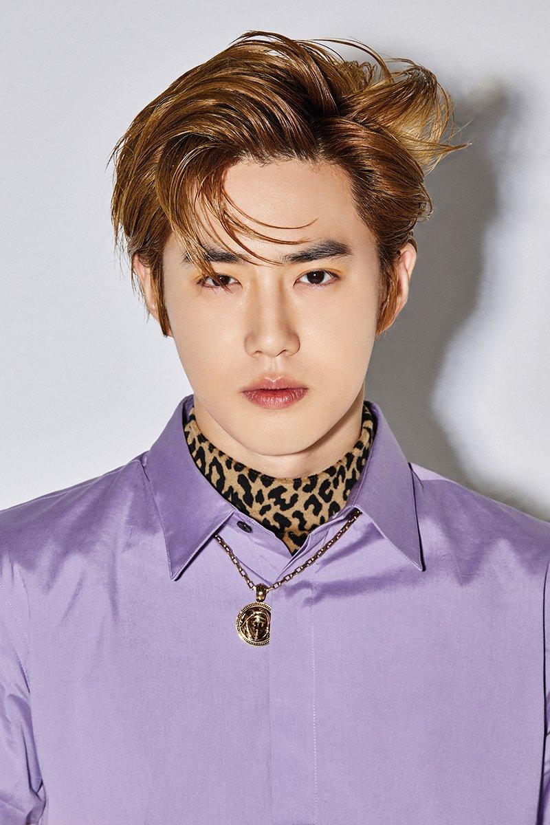 Junmyeon's Insta Update!   P1: #LOVE 🖤 P2: 🤭  P3: #SHOT 🔫  HE KNOWS EVERYTHING   #EXO #SUHO @weareoneEXO https://t.co/ywXlV9DOo0
