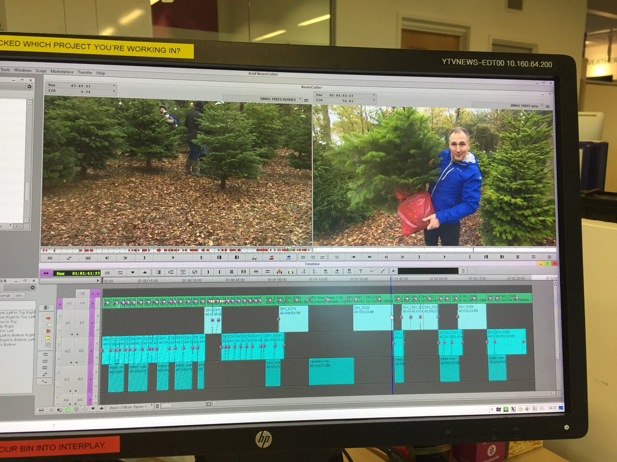 test Twitter Media - RT @mattpriceITV: I'm talking all things Christmas Trees 🎄 across #ITV regions at 6. Are you a spruce, fir or fake? https://t.co/e5UPCAQXoe