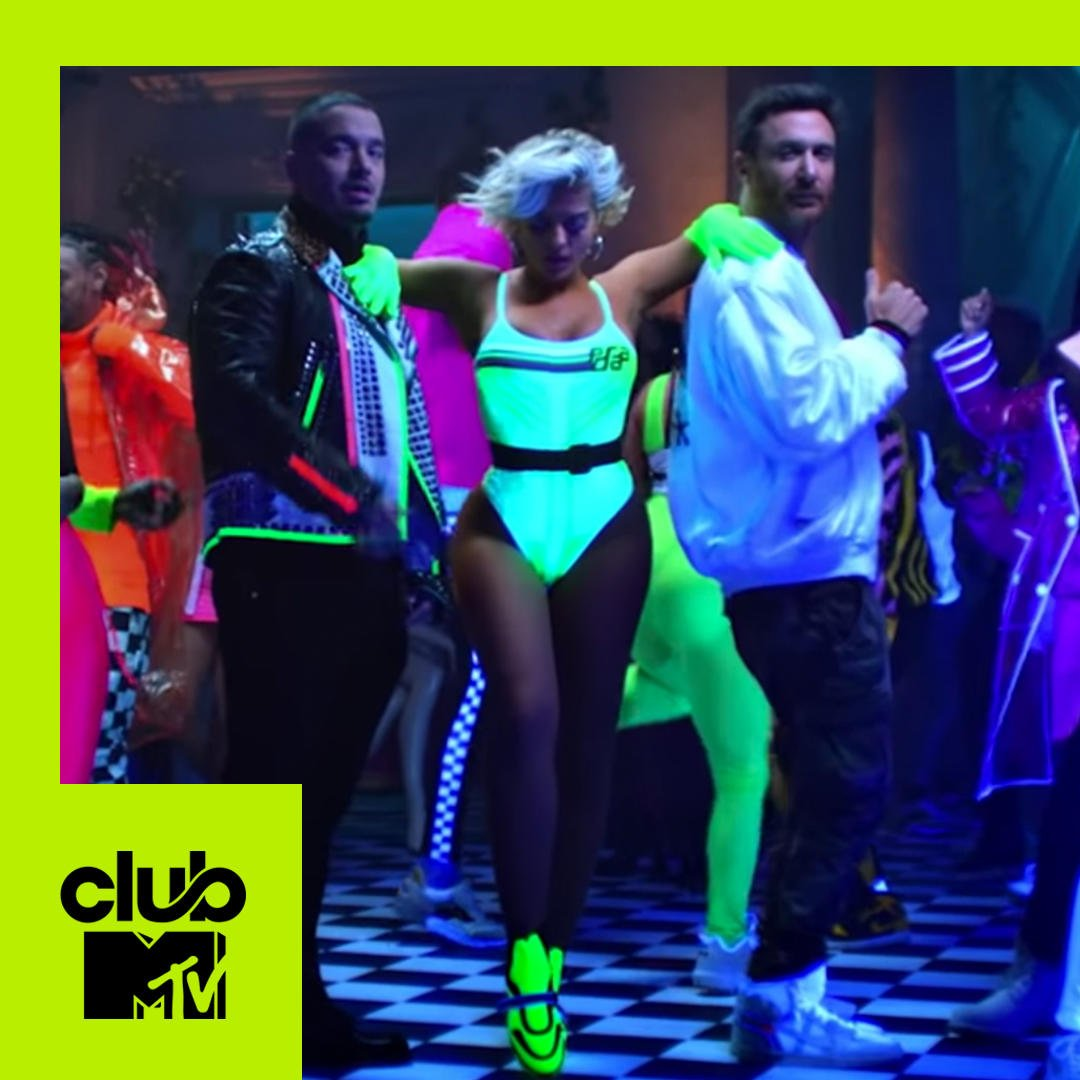 RT @MTVMusicUK: The @ClubMTV video of the week is @davidguetta @BebeRexha & @JBALVIN's 'Say My Name' ???? https://t.co/IdKAFISxNn