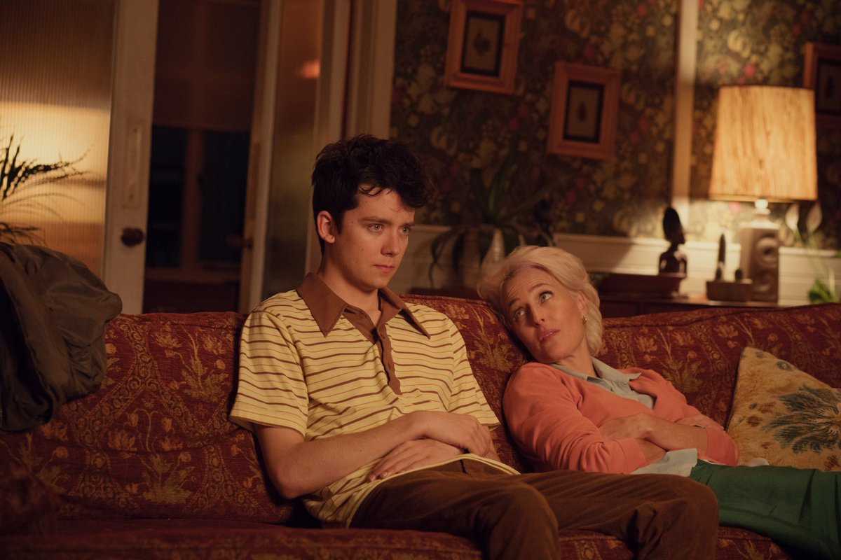 Coming soon… Oh and @sexeducation is premiering 11th January @NetflixUK! ???? https://t.co/vCW6Dzux1a