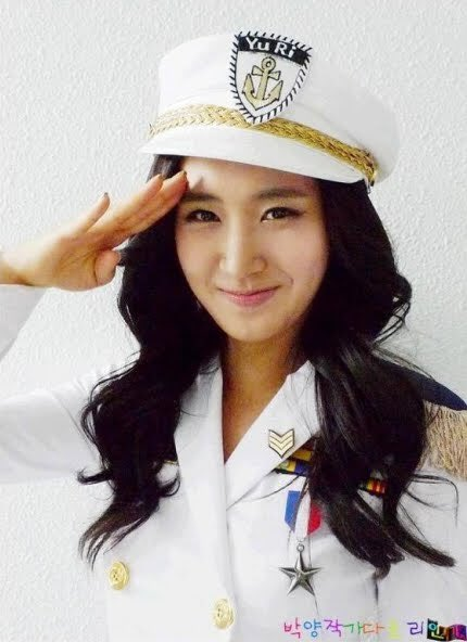 Happy Birthday Kwon Yuri!     The only Kwon meant for J