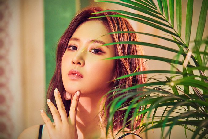 Happy birthday to my favorite woman, Kwon Yuri.