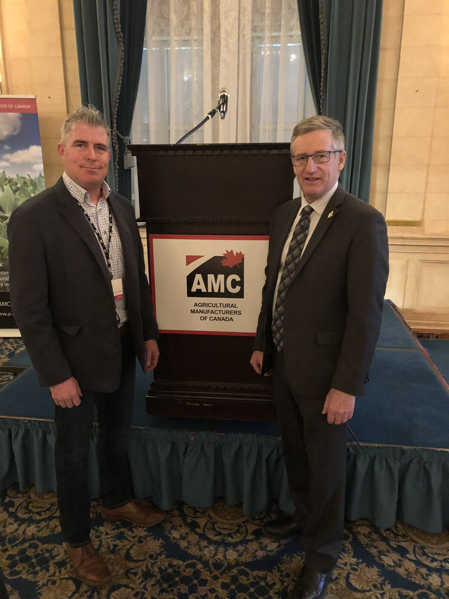 test Twitter Media - My pleasure to meet the new President of @AMCshortlinecda at the #AMCC18 Mr. Steve McCabe. A whopping 17 days on the job! I look forward to speaking with you further and working together. 🤝👏#mbpoli https://t.co/Mi1n4PiS4M