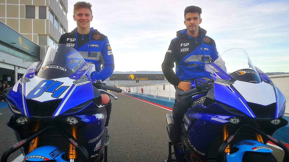 test Twitter Media - 🆕 @ISAAC_VINYALES signs with Kallio Racing for 2019  #WorldSSP champions secure Spanish talent for new season ahead   📃 | #WorldSSP https://t.co/MPiUcflRgE https://t.co/F4PFJ5SNnQ