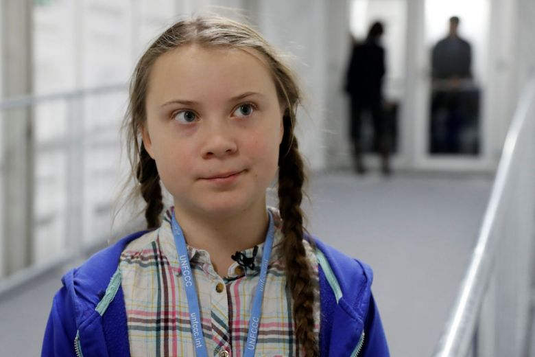 RT @STcom: Climate crusading schoolgirl Greta Thunberg pleads next generation's case. https://t.co/RdJrTLvu7J https://t.co/SYOtJI4Hya