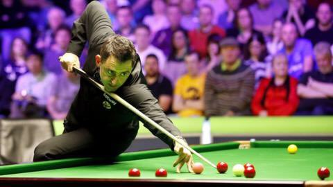 5 x World Champion 7 x Masters 6 x UK Champion   Happy birthday Ronnie O\Sullivan