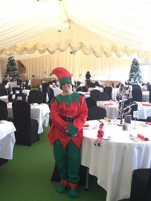 test Twitter Media - RT @CottrellParkLtd: SANTA!? I KNOW HIM 🎅❄️ Visit Santa's Grotto at Cottrell Park every Sunday before Christmas Day! Santa will be here Sunday 16th and 23rd December 2018, along side @SPIROSCATERERS Sunday Lunches!   £5 Entry Fee.  https://t.co/wLZeoPHzce