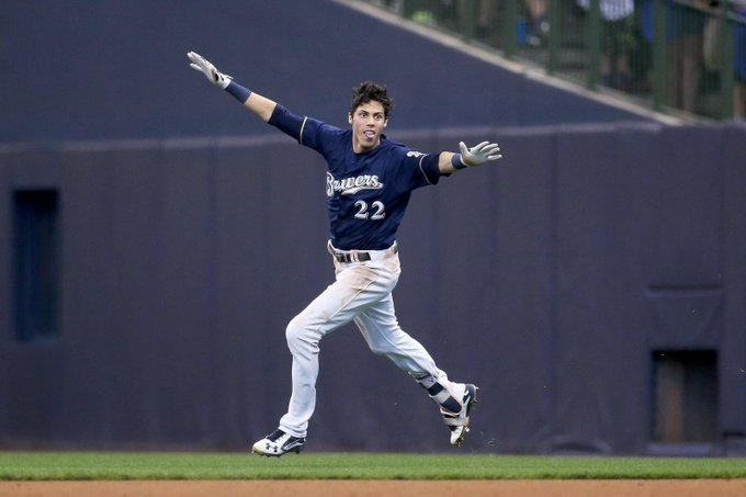Join us in wishing a Happy Birthday to superstar and NL MVP, Christian Yelich!
