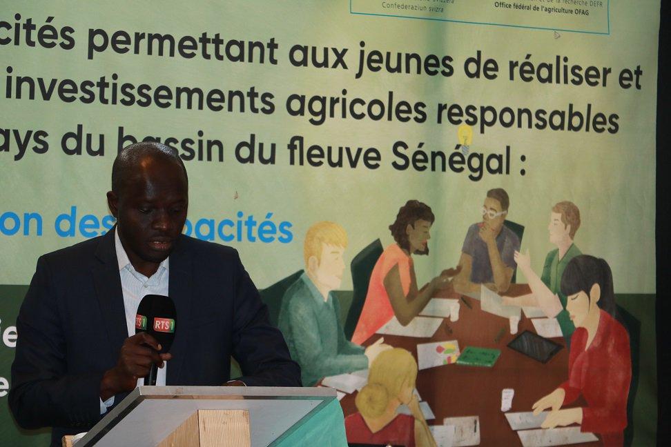 test Twitter Media - @FaoSenegal @FAO @FAOenfrancais @FAOAfrica @FAOnews @FAOGuinee @FAOMali @Lejecos1 @CHblw @UN @FAOFFKP @ANPEJ_Emploi «Il est essentiel d'attirer et de retenir les jeunes dans l'#Agriculture pour réduire le #Chômage et la #Migration de détresse», M. Ibrahima Faye, Associé Programme à la @FaoSenegal.  #InvestissementAgricoleResponsable #FaimZéro #Jeunes #Guinée #Mali #Mauritanie #Sénégal #Kebetu https://t.co/mT7uWG3kjH