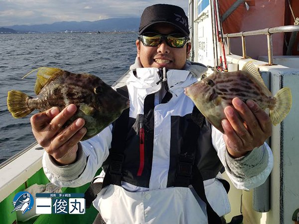 【釣果の詳細更新しました】 今が釣り時。土曜はコマセマダイ、日曜はライト五目教室併用船でイナダ大漁といこう! #釣り #一俊丸 https://t.co/I9RZ9mKJKS https://t.co/Uw8r0soPZE