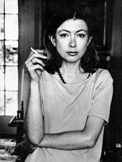 Happy birthday to Joan Didion, born on this day in 1934 a literary icon who also looks *damn* good on a tote bag.
