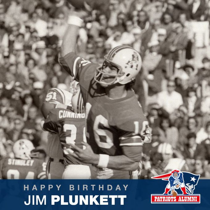 Happy Birthday, Jim Plunkett!