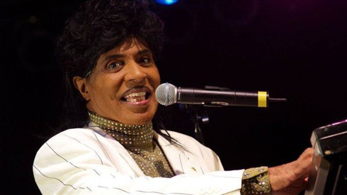 Wish a happy birthday to Macon\s own Little Richard! The pop music and culture icon turns 86 today!