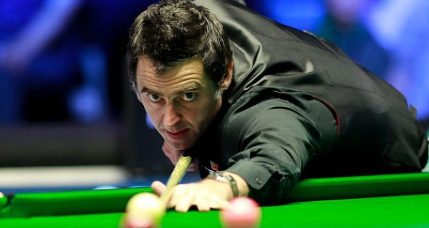 Happy Birthday to Ronnie O\Sullivan, a snooker magician!!!