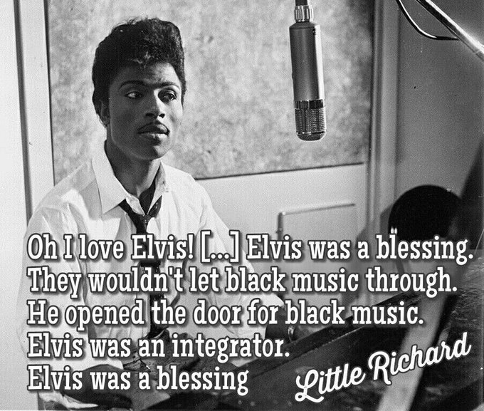 Happy 86th Birthday to the great Little Richard !