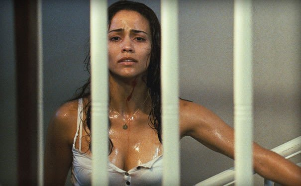 Happy birthday to Paula Patton, star of the supernatural horror film MIRRORS!  Have a great one, Paula!