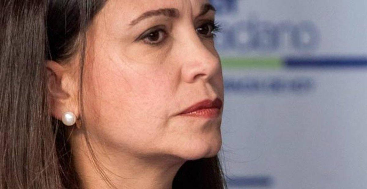 RT @ElNacionalWeb: María Corina Machado recibirá el Premio a la Libertad 2019 https://t.co/2ozdxfUSvv  https://t.co/nLfoHbClNJ