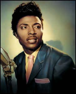 Happy Birthday to the amazing Little Richard! 86 years old!