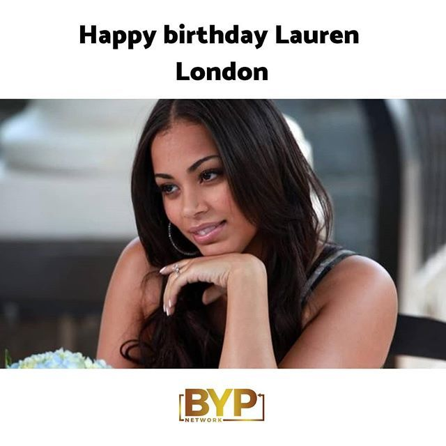 Happy birthday to actress and model Lauren London.
