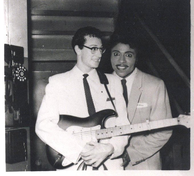 Happy Birthday Little Richard I hope you re all familiar with this situation.