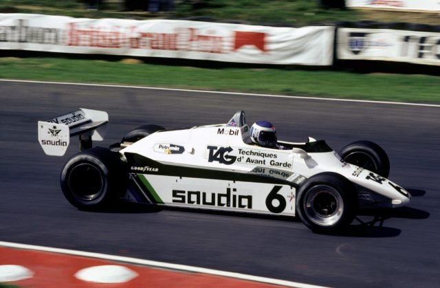 Happy 70th birthday to the 1982 World Champion Keke Rosberg.
