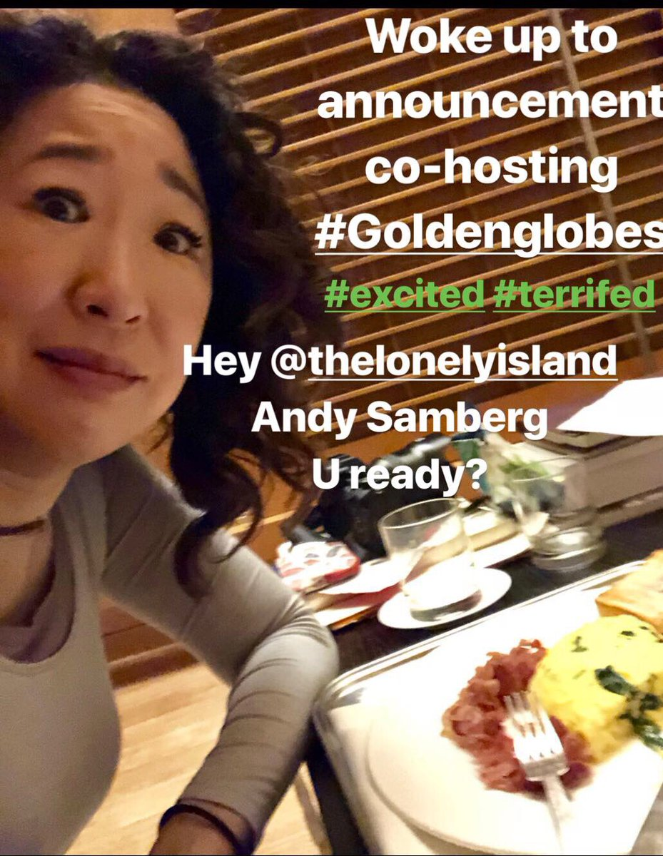 Omg.... @thelonelyisland @nbc @goldenglobes @@@ ### https://t.co/p28455MLoI
