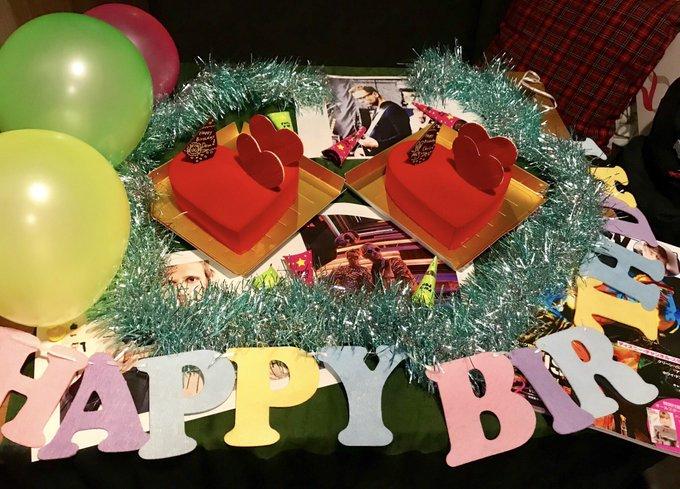 Happy Birthday!!!!!Chris & Dom