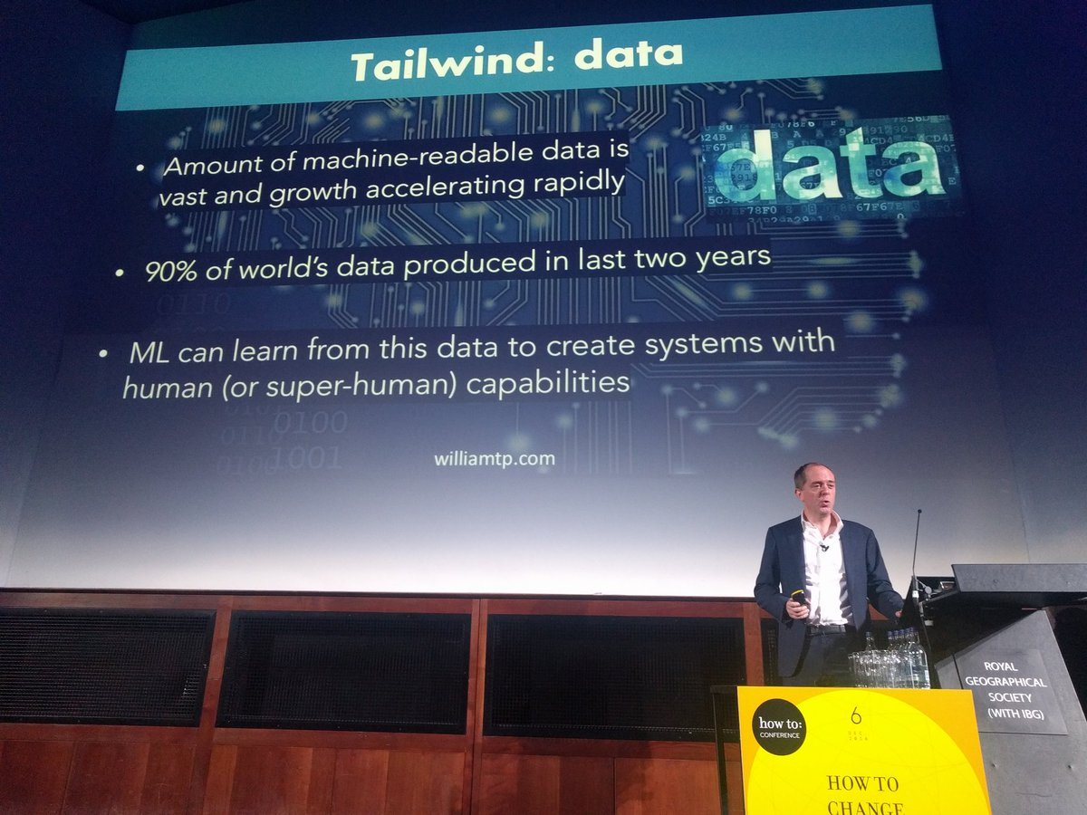 test Twitter Media - 90% of the world's data has been produced in the last two years. @williamtp #ChangeTheWorld https://t.co/CtZGYRC7JL