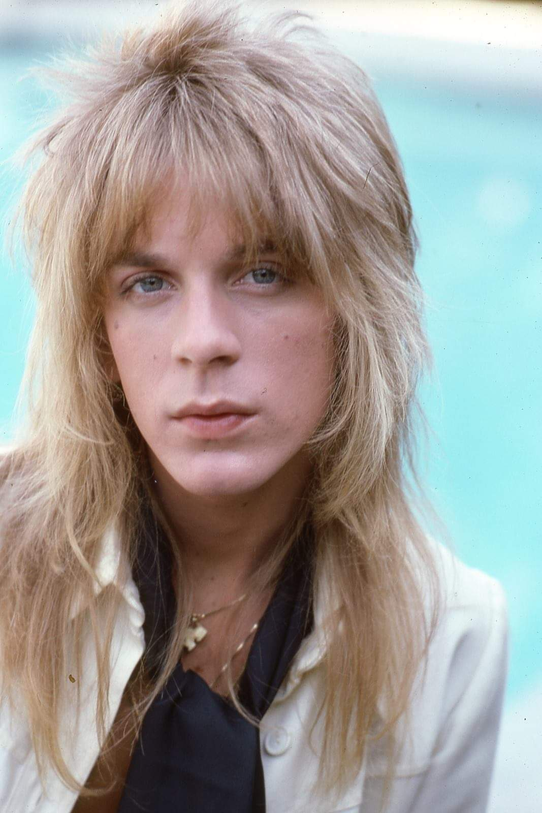 Randy Rhoads (Randall William Rhoads) Birth 1956.12.6 ~ 1982.3.19 Happy Birthday