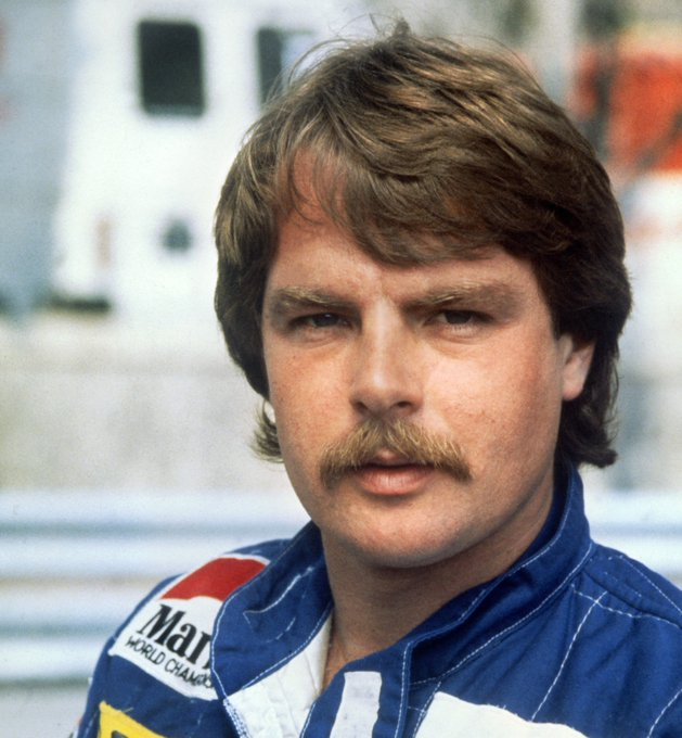 Happy Birthday, Keke Rosberg! 1982 World Champion Facial hair aficionado  And 70 years young today!